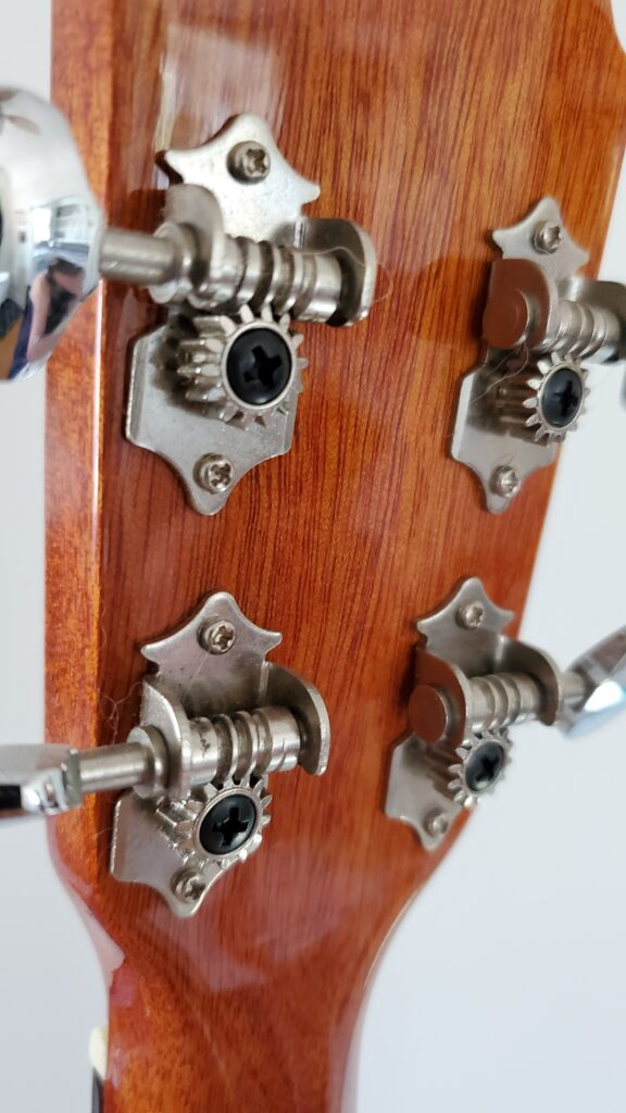 Ukulele Machine Heads (Better than the rest)